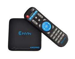 Андроид ТВ приставка Invin KM5 Pro 2Gb/16Gb