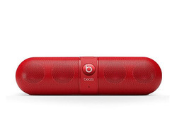 Портативная Bluetooth-колонка Beats Pill 2.0 Red