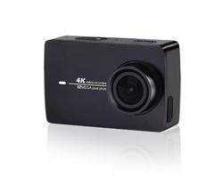 Экшн-камера XIAOMI YI 2 4K BLACK