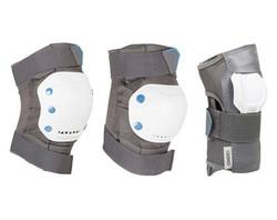 Набор экипировки 3 элемента KUGOO Safe Серый