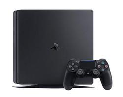 Игровая приставка sony playstation 4 slim 500gb - купить в СПб сони плейстейшен 4 слим 500 гб