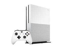 Игровая приставка Microsoft Xbox One S (1 Tb, Robot White, 4K Slim)